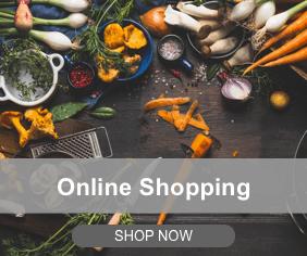 Start Shopping Online